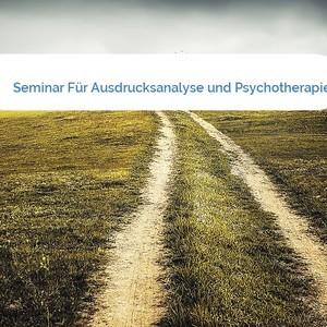 Bild Seminar Für Ausdrucksanalyse und Psychotherapie mittel