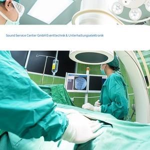 Bild Sound Service Center GmbH Eventtechnik & Unterhaltungselektronik mittel