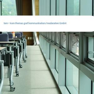 Bild tom + kom thomas graf kommunikation/moderation GmbH mittel