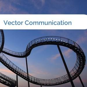 Bild Vector Communication mittel