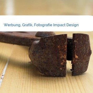 Bild Werbung, Grafik, Fotografie Impact Design mittel