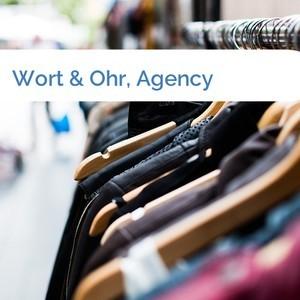 Bild Wort & Ohr, Agency mittel