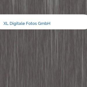 Bild XL Digitale Fotos GmbH mittel